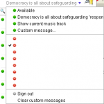 How To Logout / Signout In Google Talk