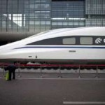 Fastest Train In Operation In The World Is From China