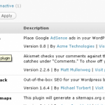 Fix The Error Encountered While Accessing Adsense Deluxe WordPress Plugin