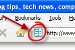 Simple Technique To Display A Favicon For Your Blog