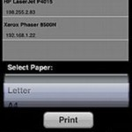 Print Pictures directly from your iPhone or iPod touch