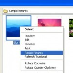 Resize Images with just a Single Click