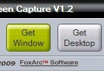 Use Foxarc To Capture Snapshot From Screen In Simpler Ways