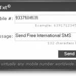 Use Kuripo Txt For Sending Free SMS To International Mobiles