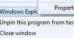 Set Computer / Document Folder As Default In Windows Explorer On Windows 7