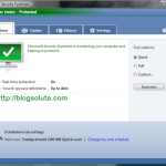 Fix The Automatic Update Problems Of MSE (Microsoft Security Essentials)