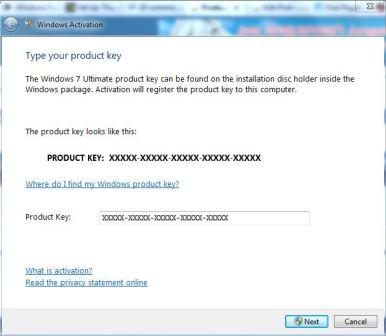 windows vista product key free  keygen