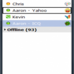 Integrate Your MSN, AIM, ICQ, Twitter, Facebook, Gtalk, Yahoo Accounts Using Digsby IM Client