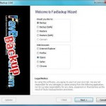 Create Backup Of Web Browser Settings Using Favbackup