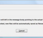 Save All Attachments From Emails In Microsoft Outlook 2007