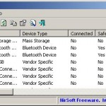 View Detailed Information About USB Devices Using Usbdeview