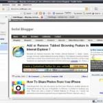 Using Gtalk Service In Firefox Sidebar