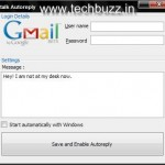 Beneficial Feature On Google Talk Chat Messages (Gtalk Auto Reply)