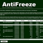 Use Free Antifreeze Utility To Terminate Unresponsive Running Programs