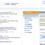 Display Results Of Various Search Engines