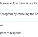 Feature Of Windows 7: How To Cancel Non-Responsive Command
