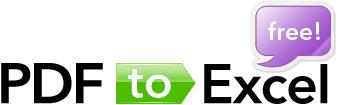 Free Online Pdf – Excel Converter