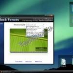 """Stardock Fences"" Freeware For Organizing and Grouping Shortcut Icons on Windows Desktop"
