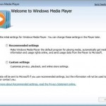 Simple Technique to Skip the Configuration Wizard on First Launch Of Windows Media Player