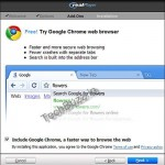 Google Chrome Now With Real Player