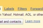 Import Emails From Your Hotmail, Yahoo, MSN, AOL Accounts To Gmail