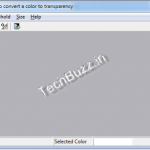 TransPoint To Make Background Image Transparent Or Background Colorless