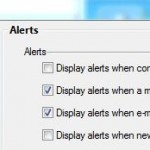 How to Disable Contacts Sign in Sound Alert and Online Popup in Window Live Messenger