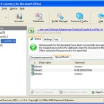Recover your Forgotten Password of Excel Spreadsheets Using Office Password Recovery Tool
