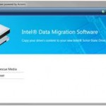 Download Intel Data Migration Software for SSD Drive