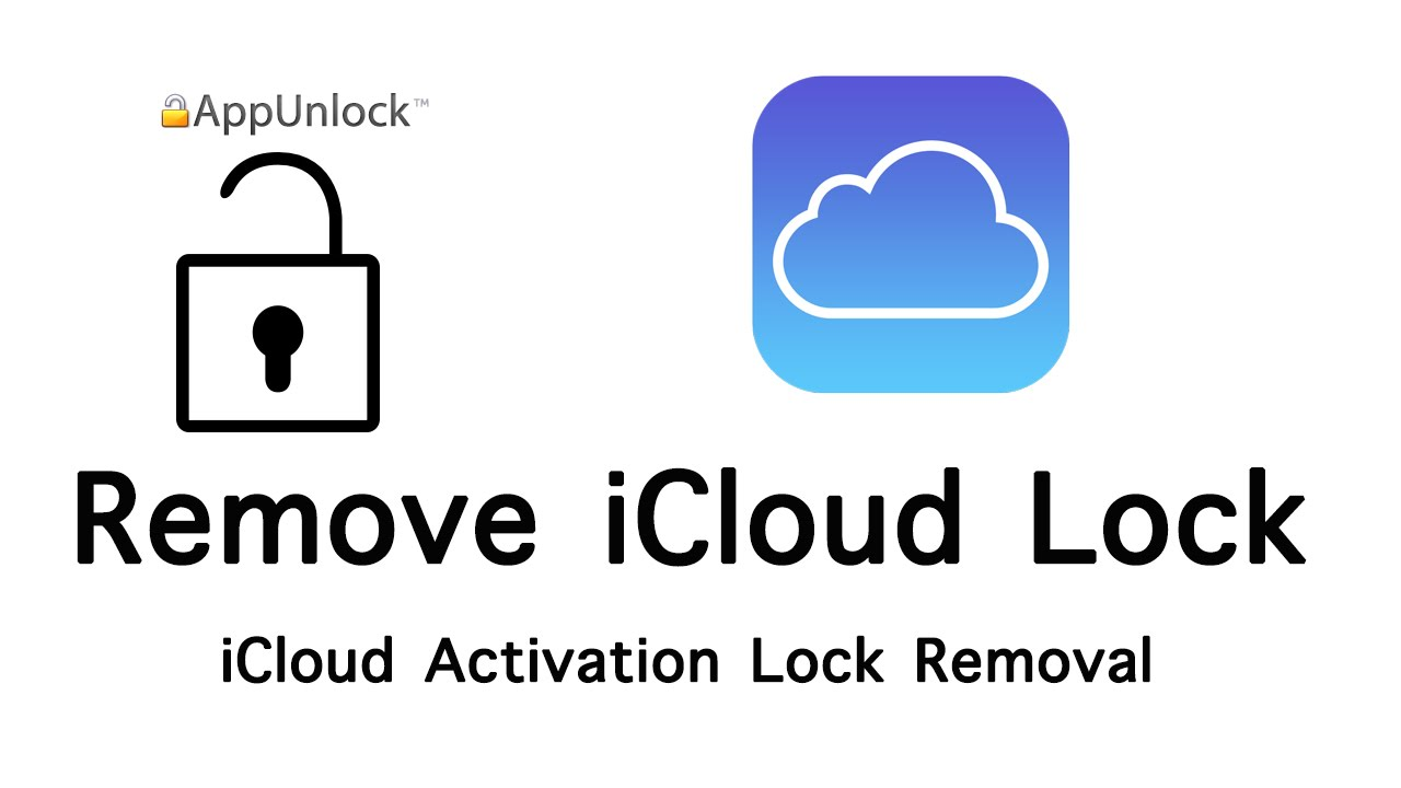 Unlock iCloud Account on your iPhone