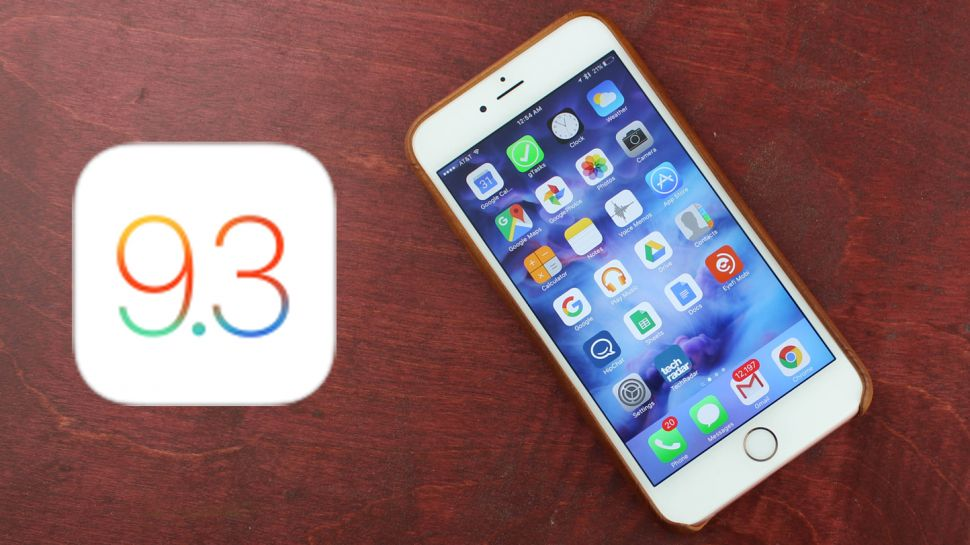 iPhone battery dies fast after iOS 9.3 Update