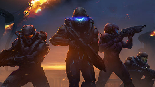 Play Halo 5 for free on Xbox One